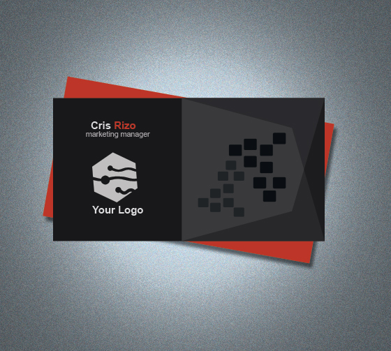 Marketing Company Business Card