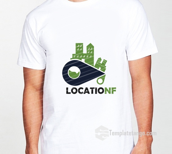 Location Mobile App Logo