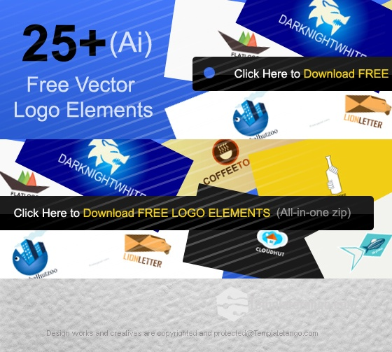 25+ Free Logo Design Vector Source files
