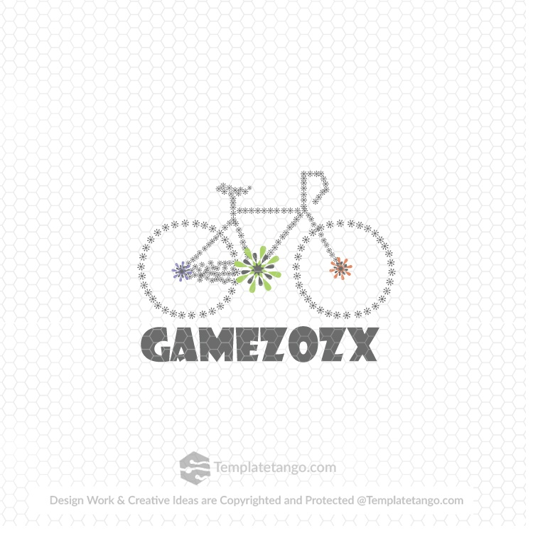 bicycle business logo