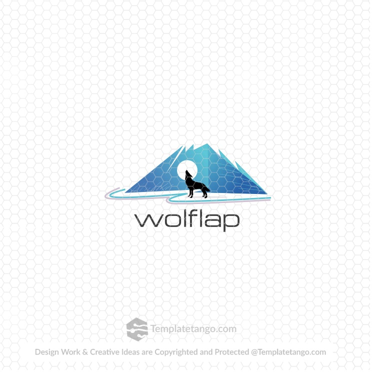Wolf Ready Made Logo