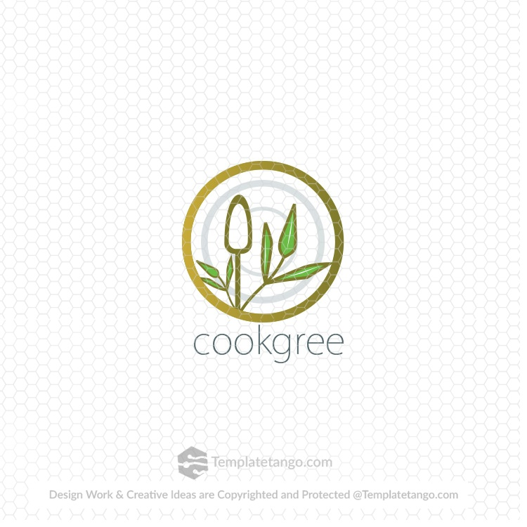 Cooking App Stock Logo