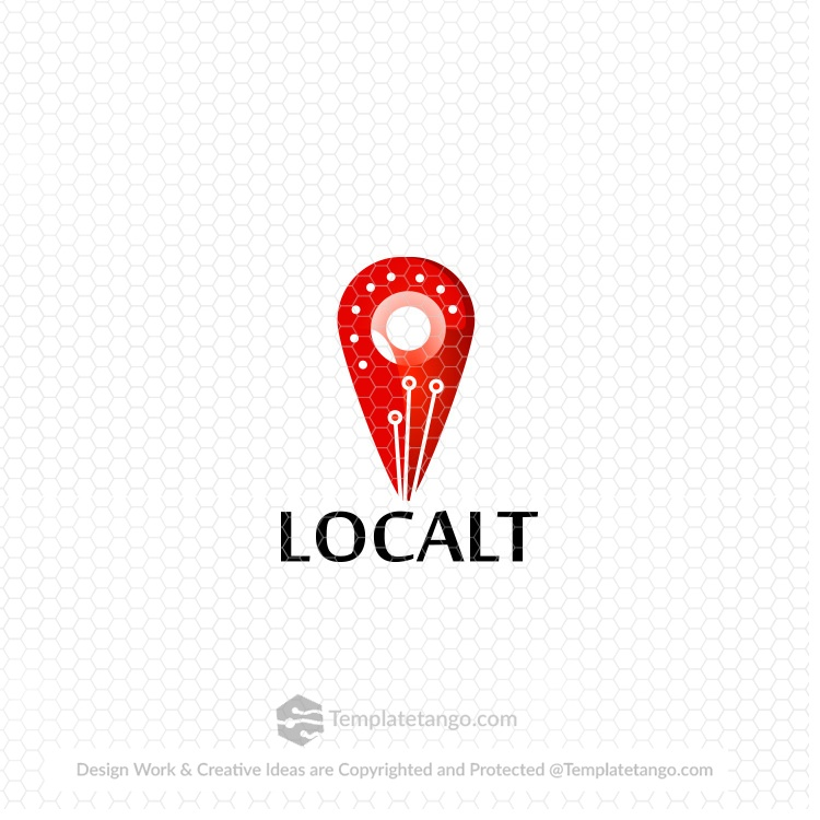 Location GPS Logo