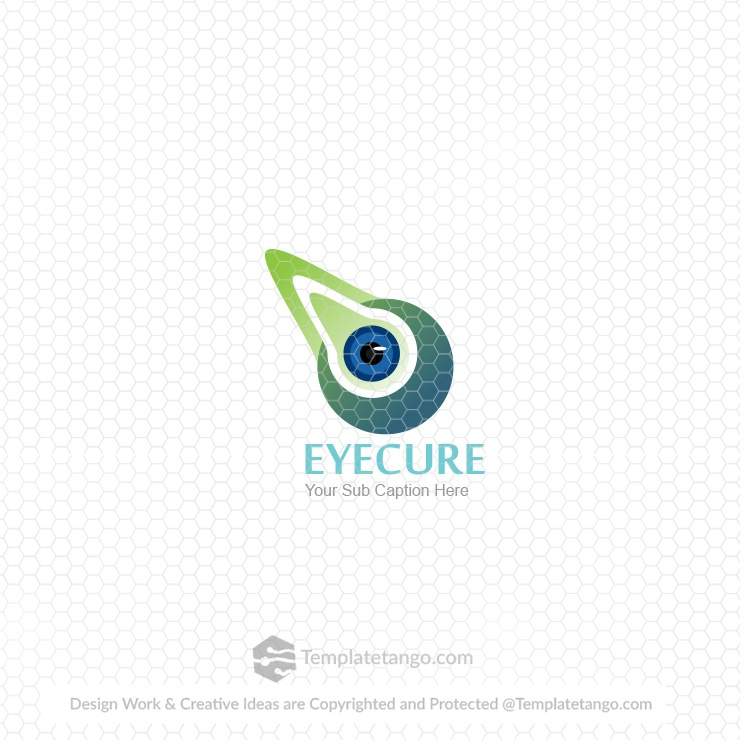 Eye Care Hospital Logo