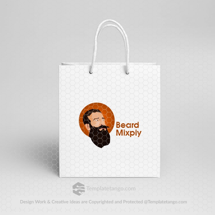 beard-man-logo-design-paper-bag