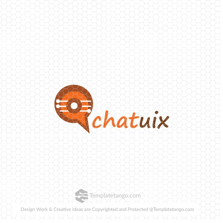 live-chat-application-ready-made-logo