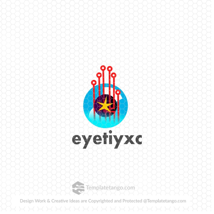 eye-technology-logo-design