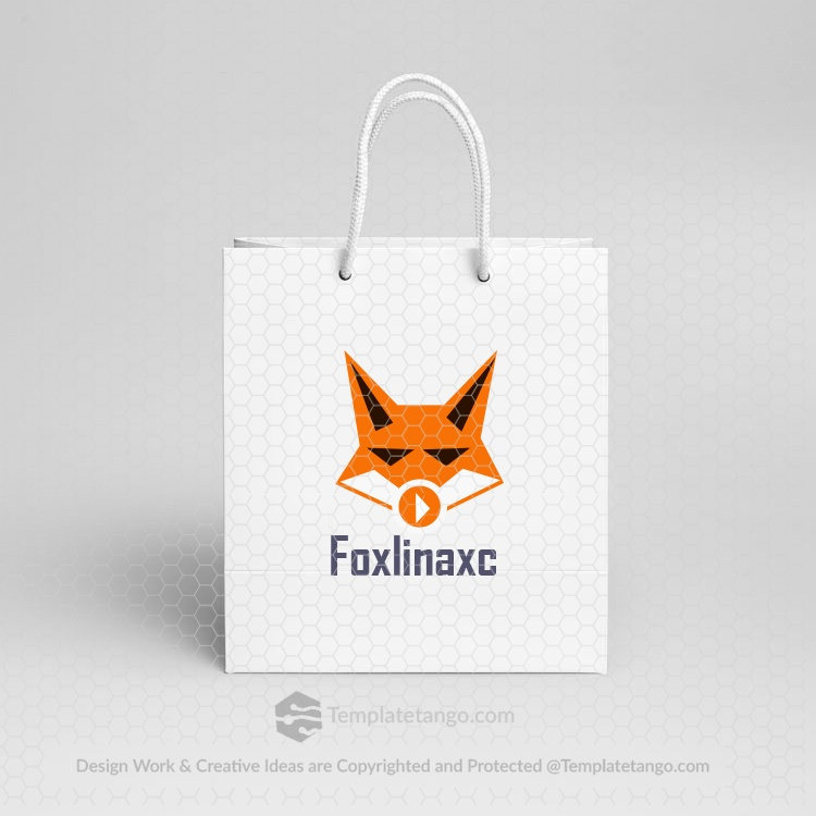 fox-animal-vector-logo-design