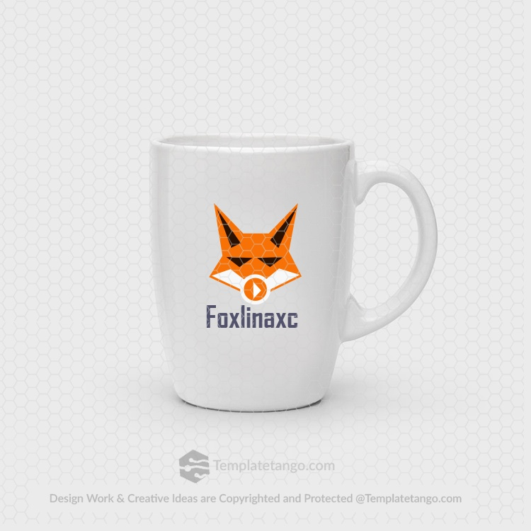 fox-face-vector-logo-design