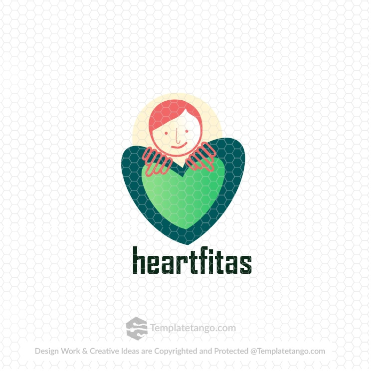 heart-care-fundation-logo-design