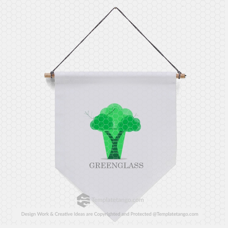tree-glass-logo-design