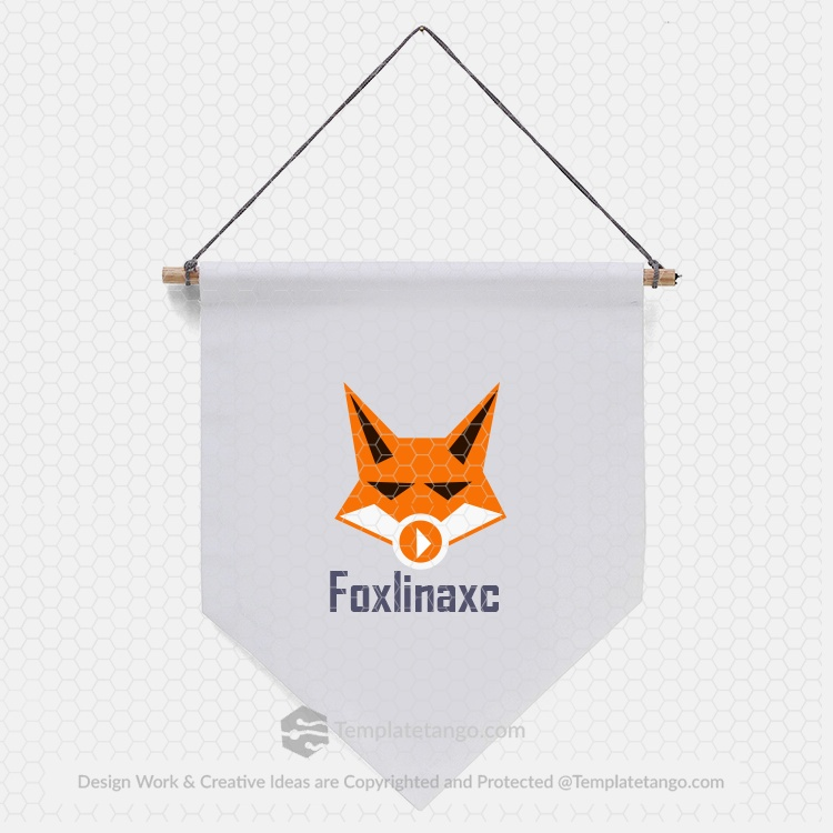 zoo-animal-fox-logo