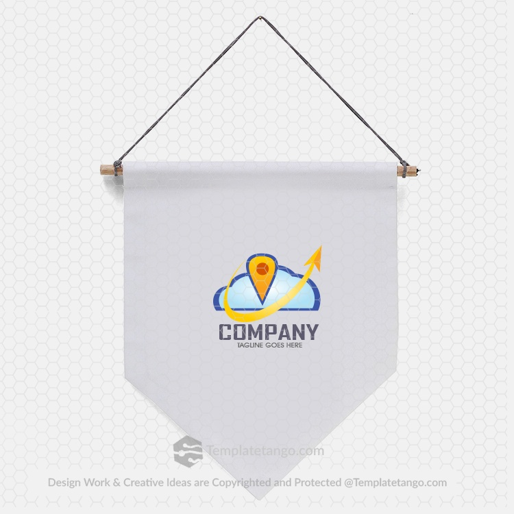 cloud-location-business-logo-maker