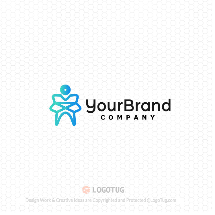 Cool-Educational-Course-Brand-Logo
