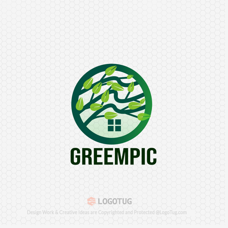 resort-hotel-logo-design